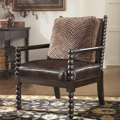 Berkline Armstead Accent Chair.  Ends: May 6, 2015 11:00:00 AM CDT