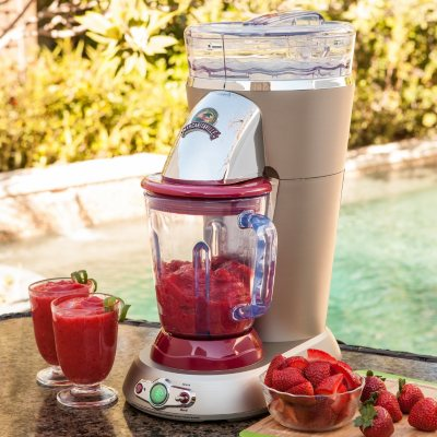 Margaritaville® Frozen Concoction Maker with MyRita and Salt and Lime Tray.  Ends: Dec 13, 2013 4:00:00 PM CST