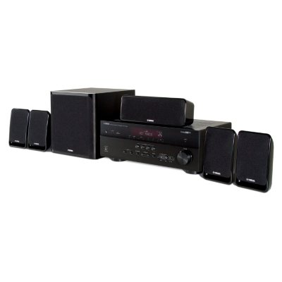 Yamaha Digital Home Theater System.  Ends: Sep 3, 2014 2:00:00 AM CDT