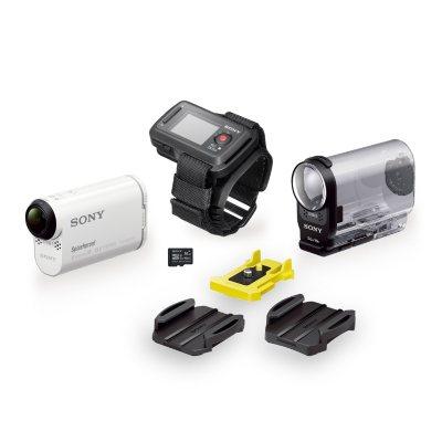 Sony HDRAS100V/W POV Action Camera.  Ends: Aug 30, 2015 10:50:00 PM CDT