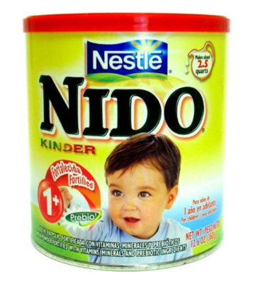 Nestle - Nido Toddler Milk Formula - 12 pk./12.6 oz..  Ends: Mar 12, 2014 1:30:00 AM CDT