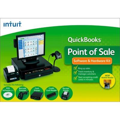 QuickBooks Point of Sale Software & Hardware 2013.  Ends: Dec 19, 2014 7:00:00 AM CST