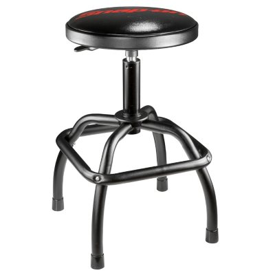 Snap-on™ Pneumatic Adjustable Height Shop Stool.  Ends: Jul 27, 2015 10:35:00 PM CDT