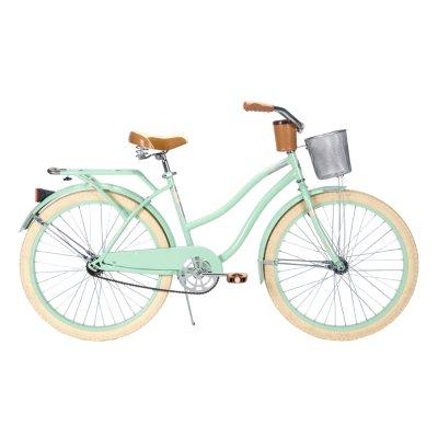 "Huffy 26"" Deluxe Cruiser Bike, Seafoam.  Ends: Oct 31, 2014 12:35:00 AM CDT"