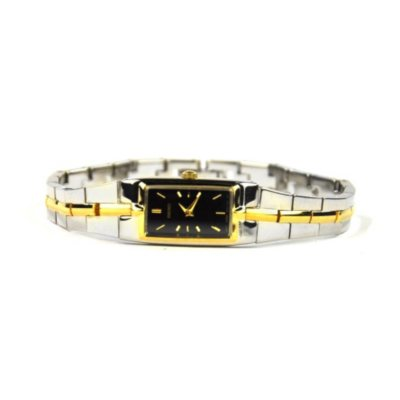 Seiko Women's Two-Tone Stainless Steel Bracelet Watch.  Ends: Aug 23, 2014 8:45:00 PM CDT