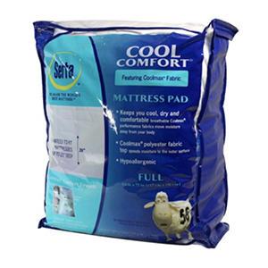 Serta Cool fort Mattress Pad Queen