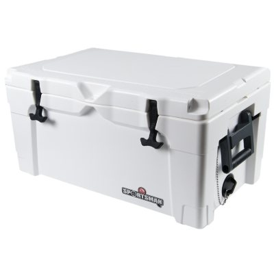 Igloo 55 QT. Sportsman Cooler, White.  Ends: May 25, 2016 4:00:00 PM CDT