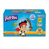 Huggies Pull-Ups Training Pants for Boys 2T - 3T