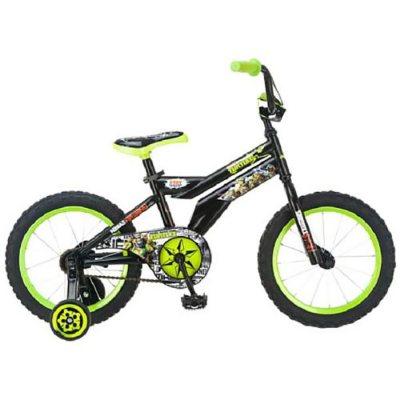 "Teenage Mutant Ninja Turtles 16"" Boys' Bike.  Ends: Jan 30, 2015 6:45:00 PM CST"