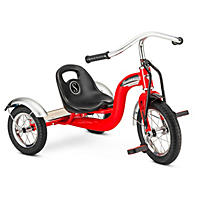 "12"" Schwinn Vintage Trike, Red"