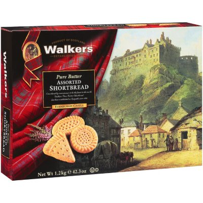 Walkers Traditional Assorted Shortbread, 35.3 oz..  Ends: Jan 29, 2015 1:10:00 AM CST