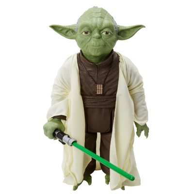 "Big Figs Massive Starwars Classic 18"" Yoda.  Ends: May 25, 2016 9:30:00 PM CDT"
