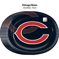 Chicago Bears Platter (50 ct.)