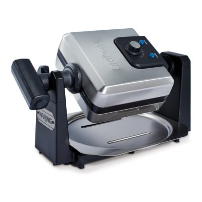 Waring Square Waffle Maker.  Ends: Apr 1, 2015 6:25:00 AM CDT