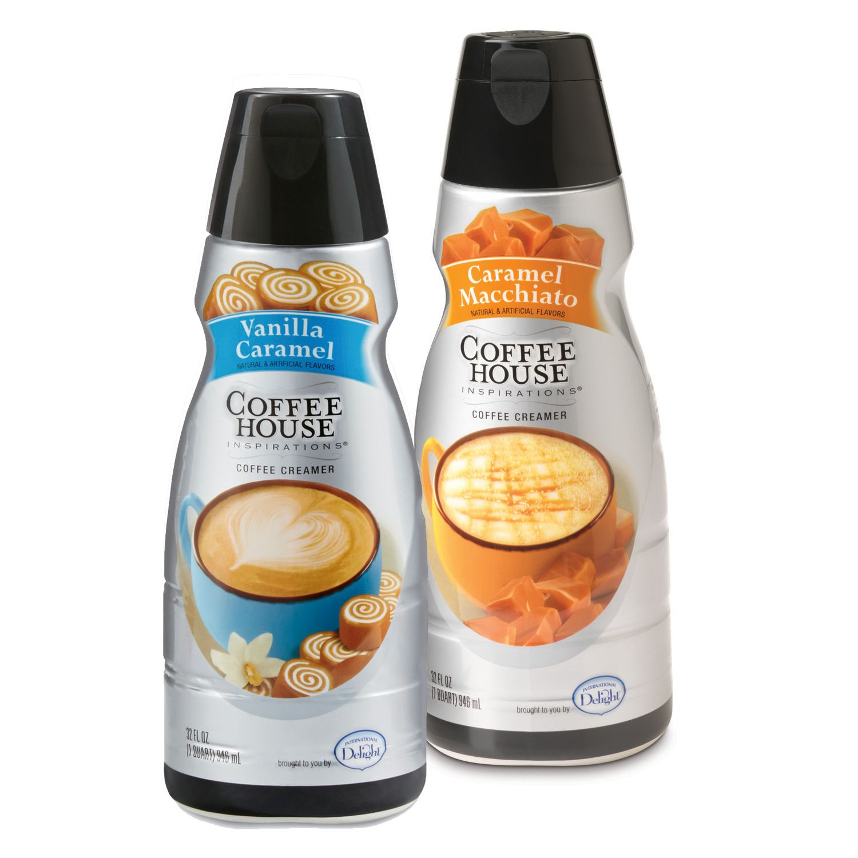 Coffee Creamer Packets