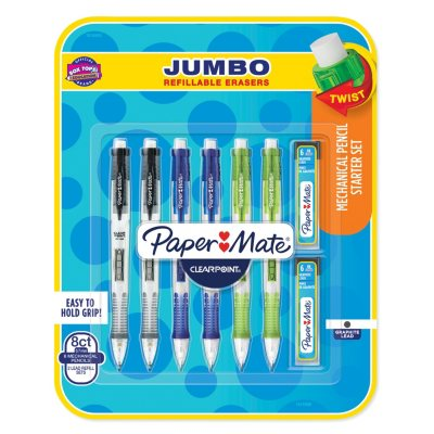 Paper Mate Clearpoint Mechanical Pencil (8 Pack)