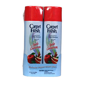 Carpet Fresh Twin Apple Cinnamon Samsclub Com Auctions