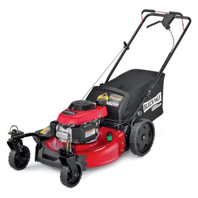 "Black Max 21"" 160cc Rear Wheel Drive Mower Powered by Honda.  Ends: Jul 30, 2016 6:00:00 PM CDT"