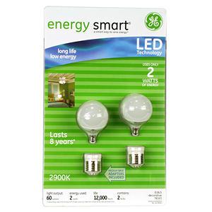 ge small base led light bulbs auctions. Black Bedroom Furniture Sets. Home Design Ideas