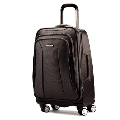 """Samsonite 21"""" Spinner Carry-On.  Ends: May 3, 2016 5:33:57 AM CDT"""