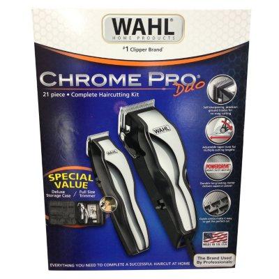 Wahl Chrome Pro Shaver & Trimmer Kit.  Ends: Mar 1, 2015 5:00:00 AM CST