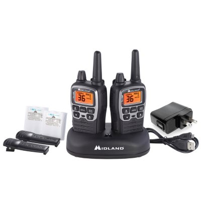 Midland X-Talker T71VP3 Two-Way Radio (2-Pack).  Ends: May 30, 2016 5:00:00 AM CDT