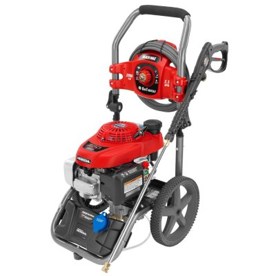 Black Max 2,800 PSI Gasoline Pressure Washer, Powered by Honda.  Ends: Apr 1, 2015 10:00:00 AM CDT
