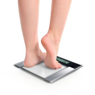 Detecto 6-in-1 Wide Body Glass LCD Digital Body Fat Bathroom Scale.  Ends: Aug 29, 2015 10:15:00 AM CDT