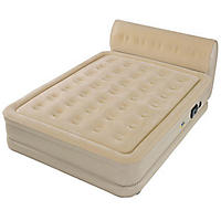Serta Queen Air Bed with Headboard
