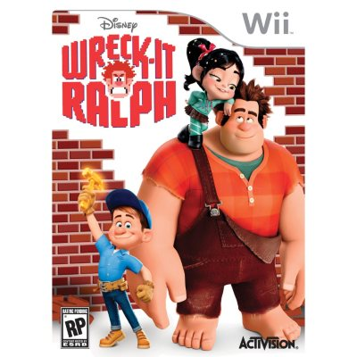 Wreck-It Ralph Video Game (Wii).  Ends: Jul 24, 2014 10:45:00 PM CDT
