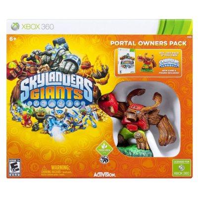 Skylanders Giants Portal Owners Pack - Xbox 360.  Ends: Oct 31, 2014 4:35:00 PM CDT