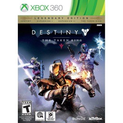 Destiny: The Taken King (Xbox 360).  Ends: Feb 6, 2016 2:45:00 PM CST