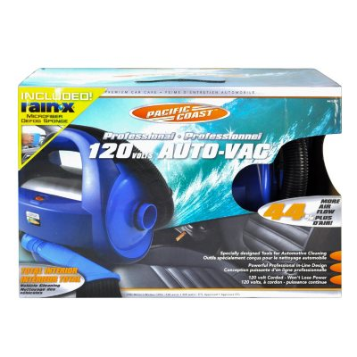 120V Professional Auto Vac.  Ends: May 31, 2016 5:00:00 AM CDT