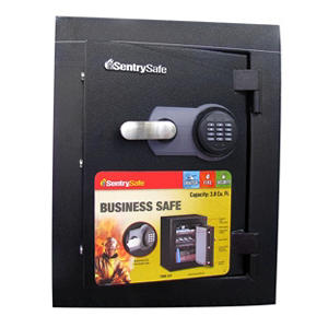 Sentry®Safe Water Resistant Fire-Safe