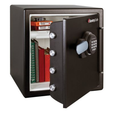 Sentry Safe Electronic Fire Safe, 1.2 Cubic Feet.  Ends: Sep 30, 2014 9:10:00 AM CDT