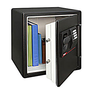 Sentrysafe 1 2 cu ft fire safe auctions for 1 hour fire door blanks
