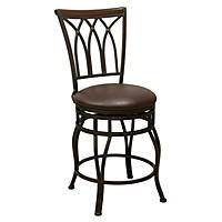 "24"" Sawyer Collection Counter Swivel Barstool"