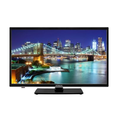 "Hitachi 24"" Class 1080p LED HDTV, LE24C109.  Ends: Feb 13, 2016 2:25:00 PM CST"