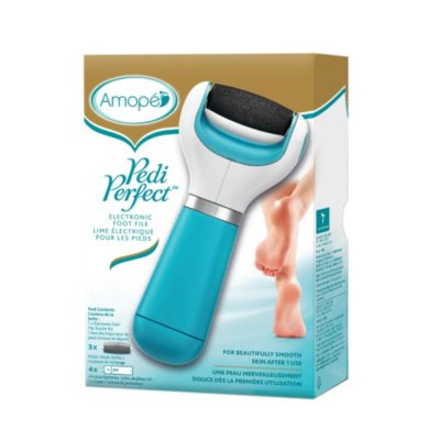 Amope Pedi Perfect Electronic Foot File.  Ends: Jul 31, 2016 5:00:00 AM CDT