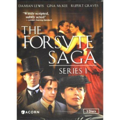 Masterpiece Theatre DVD: The Forsyte Saga, Series 1