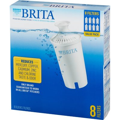 Brita Filters - 8 Ct..  Ends: Sep 3, 2014 12:00:00 AM CDT