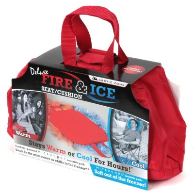 Arctic Zone Deluxe Fire & Ice Seat/Cushion.  Ends: Dec 12, 2013 12:00:00 PM CST