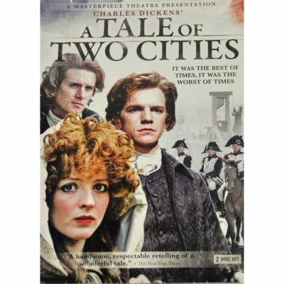 A Tale of Two Cities, A Masterpiece Theatre Presentation (2-Disc Set)