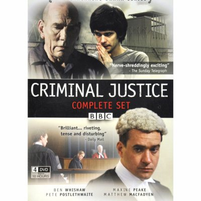 BBC's Criminal Justice, Complete Set (Series 1-2).  Ends: Oct 21, 2014 10:15:00 AM CDT