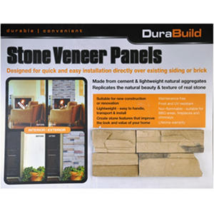Durabuild stone veneer auctions for The most believable architectural stone veneer