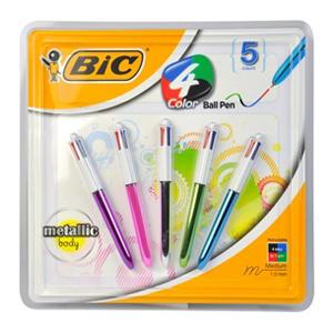 Bic 4 Color Metallic Pen Samsclub Com Auctions