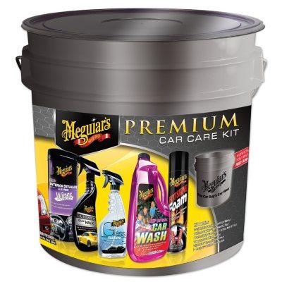 Meguiar's Premium Car Care Kit