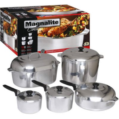Magnalite® Classic Cookware Set - 11Pc.  Ends: May 3, 2016 6:00:00 AM CDT