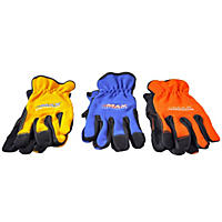 Max Performance Synthetic Leather Palm Gloves (3 pk.)
