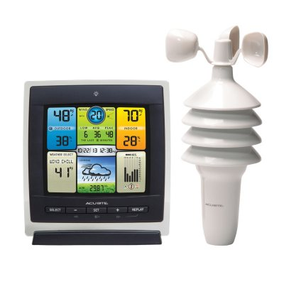 AcuRite 3-in-1 Professional Weather Center.  Ends: May 31, 2016 5:00:00 AM CDT